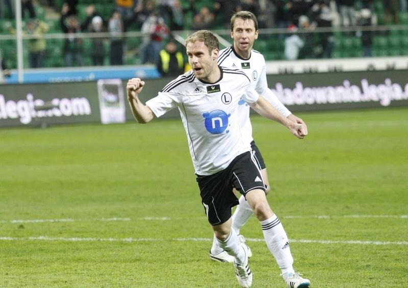 Legia.net - Legia Warszawa - Michal Hubnik zakończył karierę