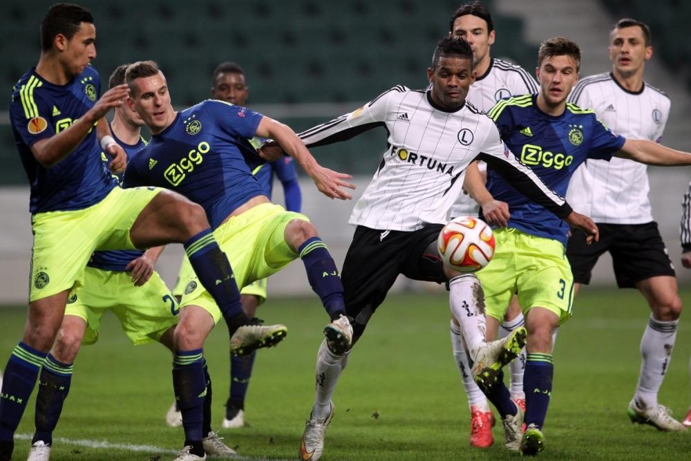 Legia.net - Legia Warszawa - Legia Warszawa - Ajax Amsterdam 0 3 ... 7d0147cb66a3b