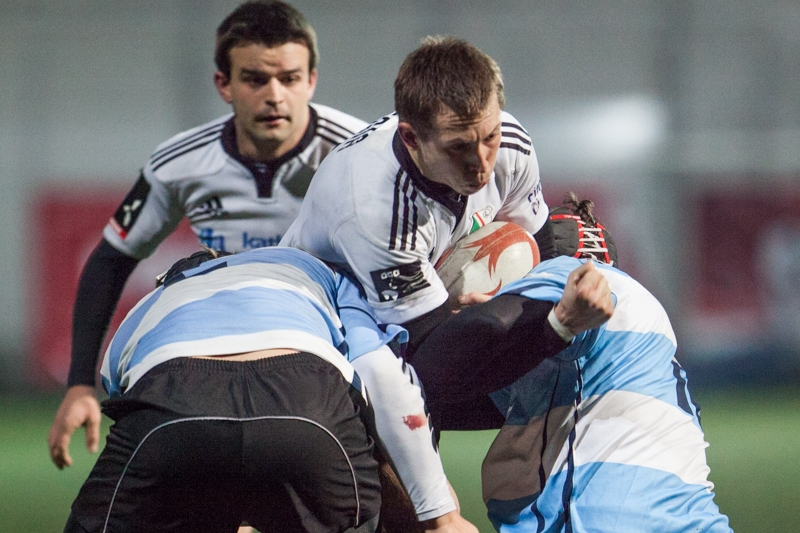RC Legia - Barcelona Enginyers Rugby