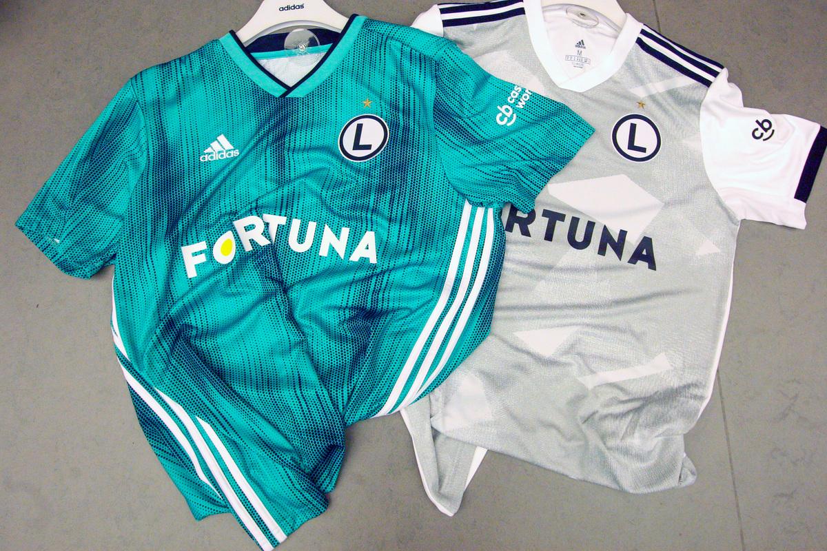 Koszulka Adidas Legia Warszawa 201920 Wyjazdowa Sale