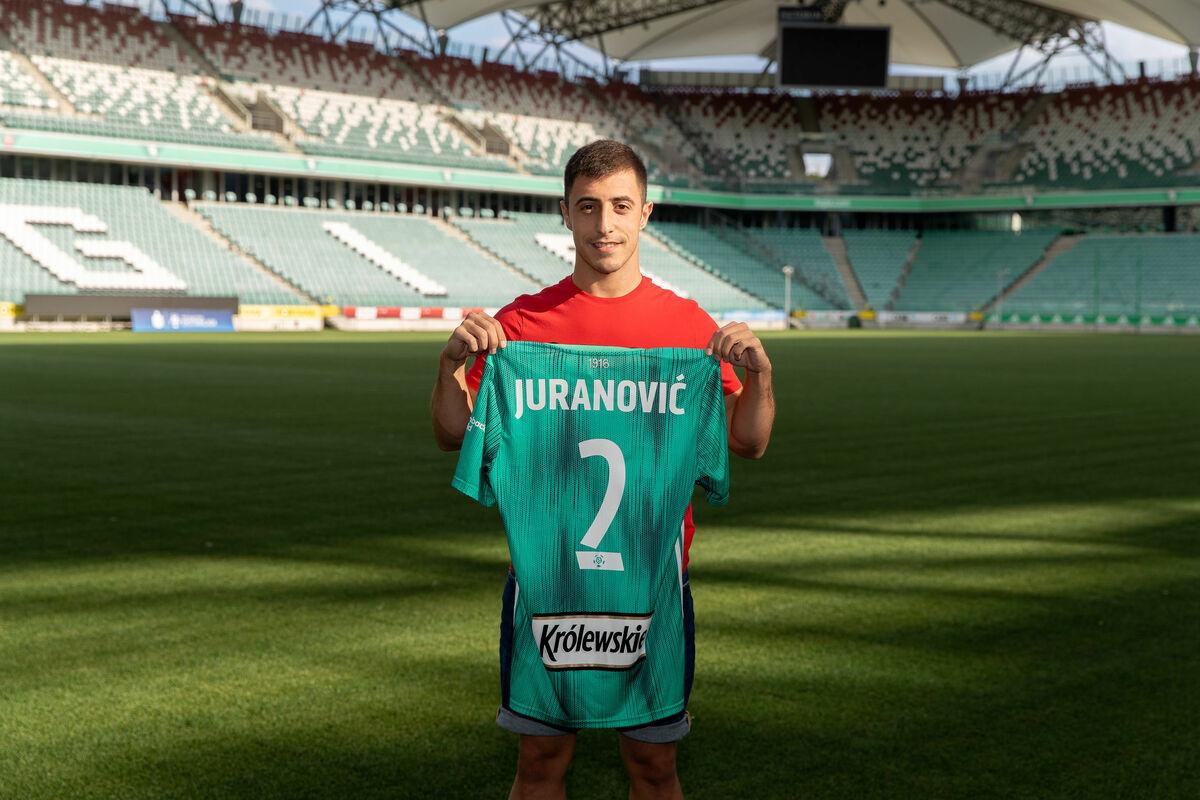 Legia.Net - Legia Warszawa - Josip Juranović oficjalnie w Legii